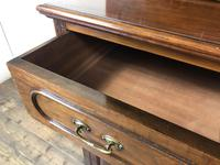 Antique 19th Century Two Stage Mahogany Bookcase (16 of 19)