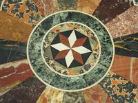 Italian Specimen Marble & Mahogany Table (6 of 12)
