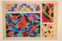 "Set of 10 original ""Dessins"" pochoir prints Paris 1929 (8 of 13)"