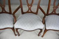 Set of 6 + 1 Continental Dining Chairs (4 of 12)