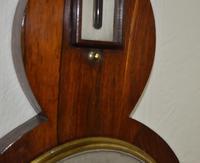 Victorian Mercury Barometer Sexty Bros, Grantham (3 of 6)