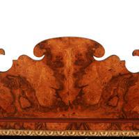 Georgian Style Burr Walnut Mirror (5 of 8)