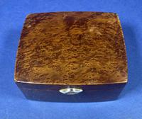 1920s Burr Cedar Box (2 of 11)