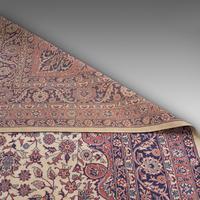 Very Large Antique Heriz Carpet, Persian, Room Size, Rug, Edwardian, Circa 1910 (12 of 12)