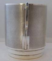 Art Deco 1932 Hallmarked Solid Silver Christening Mug Tankard Mint Condition (2 of 9)