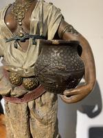 Large terracotta figure (5 of 5)