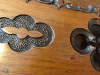 Gothic Walnut Letter Rack (5 of 7)