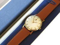 Gents 9ct Gold Tissot Wrist Watch, 1973 (2 of 5)