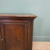 Quality Victorian Solid Oak Antique Cupboard (3 of 7)