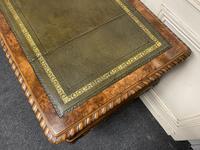 Fine Quality Burr Walnut Desk (25 of 25)