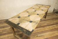 Early 20th Century French Painted Refectory Table (6 of 14)