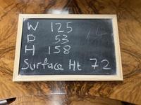 Burr Walnut Art Deco Dressing Table (12 of 14)