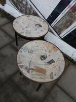 Parisian Tables (2 of 5)