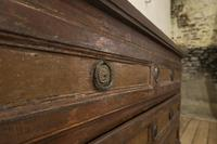 Louis XVI Period Original Painted Commode - Chest of Drawers (5 of 14)