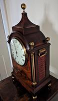 Regency 3 Train Musical Bracket Clock (4 of 7)