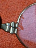 Antique Victorian Double Folding Tortoise Shell Lorgnette Eye Glasses C1900 (6 of 12)
