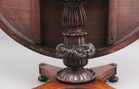 19th Century Anglo Indian Carved Centre Table (7 of 9)