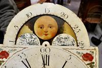 George III Country Oak Longcase Clock by John Edwards of Norwich (7 of 13)