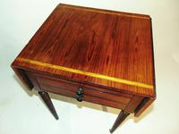 Regency Kingwood Small Pembroke Table (11 of 12)