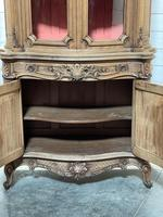 Exceptional Rare Pair of French Bookcases or Cabinets (8 of 37)