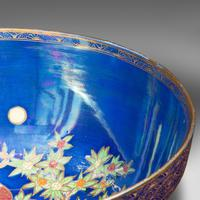 Antique Decorative Fruit Bowl c.1920 (8 of 10)