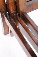 Small Edwardian Nest of 3 Mahogany Tables (10 of 13)