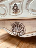 French Antique Style Drawers / Parquet Chest of Drawers / Louis XV Style Drawers (9 of 10)