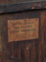 Georgian Italian Inlaid Commode / Chest of Drawers (9 of 9)