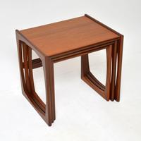 Teak Vintage Quadrille Nest of Tables by G Plan (10 of 10)