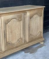 Large French Bleached Oak Enfilade or Sideboard (4 of 19)