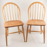 Set of Four Ercol Windsor Chairs (7 of 8)