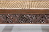 Mid 19th Century Indo-Portuguese Rosewood Sofa (7 of 9)