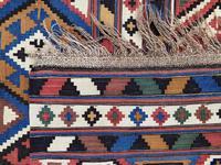 Antique Caucasian Shirvan Kilim (11 of 11)