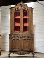 Exceptional Rare Pair of French Bookcases or Cabinets (3 of 37)