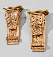 Pair of Early 19th Century Brackets (2 of 6)