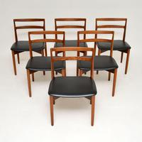 Danish Vintage Teak Dining Table & Chairs by Harry Ostergaard (12 of 14)