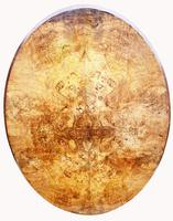 Victorian Burr Walnut Loo Table (3 of 6)
