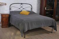 Pleasingly simple Irish iron no end king size (4 of 6)