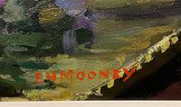 """Very Pretty Oil on Board """"Phlox"""" by Edward Hartley Mooney (3 of 4)"""