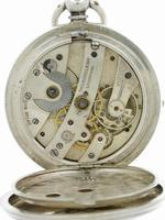 Thomas Russell Silver Open Face Pocket Watch  Swiss 1900 (5 of 6)