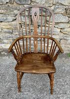 Antique Windsor Chair (6 of 9)