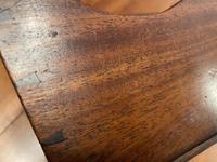 19th Century Mahogany Cutlery Tray (4 of 11)