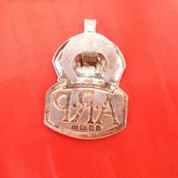 WW2 Arp Silver Hallmarked Lapel Badge (3 of 4)