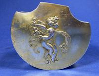 Victorian French Box With A Cherub To the top of the lid. (3 of 19)