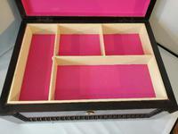 19th Century Rosewood Jewellery Box (8 of 10)