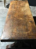 Huge Rustic Chestnut French Farmhouse Dining Table (19 of 27)