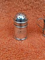 Antique Sterling Silver Hallmarked Miniature Pepper Shakers, 1905 Chester Cornelius Desormeaux Saunders & James Francis Hollings (frank) Shepherd (12 of 12)