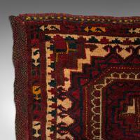 Antique Tekke Torba, Caucasian, Woven, Tent Bag, Decorative Wall Covering, 1900 (5 of 10)