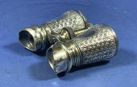 19th Century London Silver Hallmarked Binoculars (9 of 10)