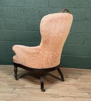 French Louis Philippe Rosewood Armchair (8 of 10)